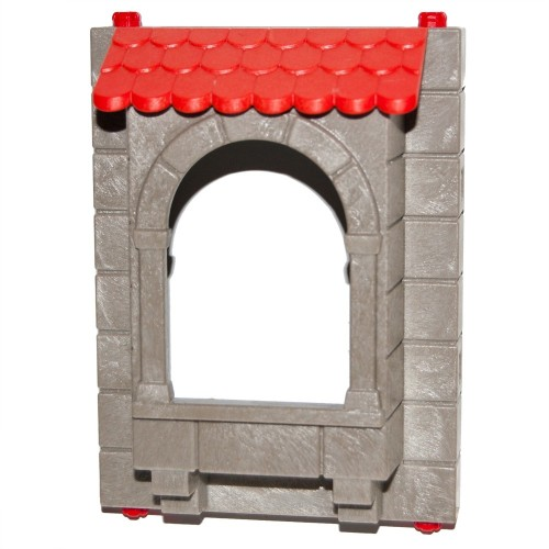 Red roof window - 7108020 - Medieval Castle - system X - Playmobil