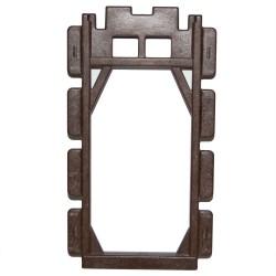 Frame door-3193880-Castle Medieval-system Steck Playmobil