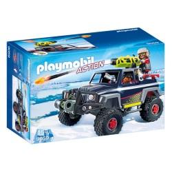 9059 - Vehículo Piratas del Hielo - Playmobil