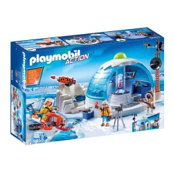 9055 forte polare - Playmobil
