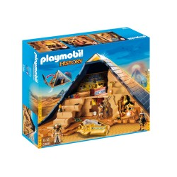5386-piramide egiziana del faraone-Playmobil