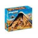 5386 Egyptian pyramid of the Pharaoh - Playmobil