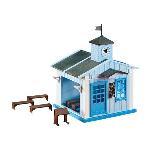 6279 ovest scuola Playmobil