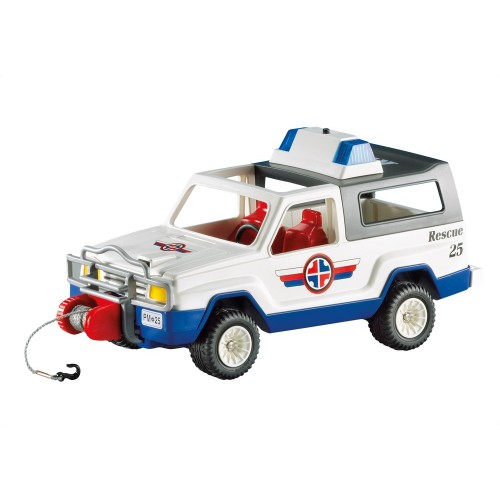 7949 - Pick Up - Vehículo Rescate Playmobil