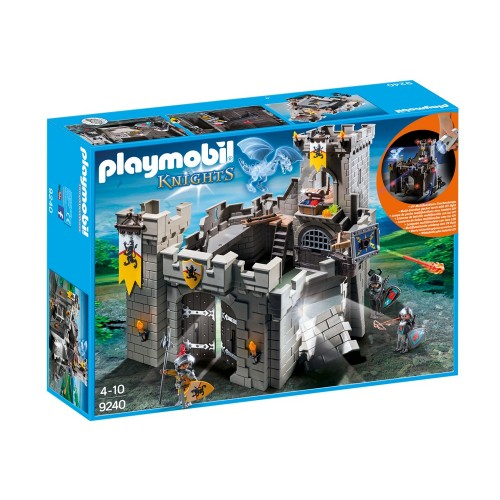 9240 lion fortress - Knights - Playmobil