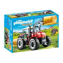 6867. grande trattore con accessori - Playmobil