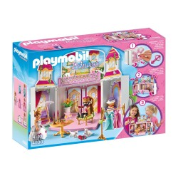 4898 Briefcase princesses Palacio Real - Playmobil
