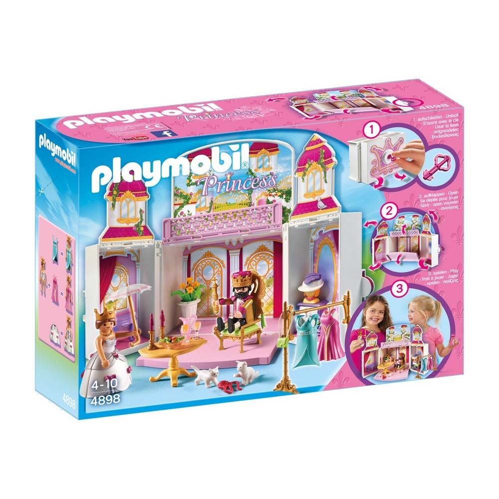 4898 Briefcase Princesses Palacio Real Playmobil