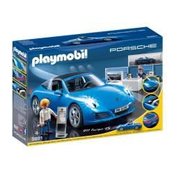 5991 Porsche 911 Targa 4S - Playmobil