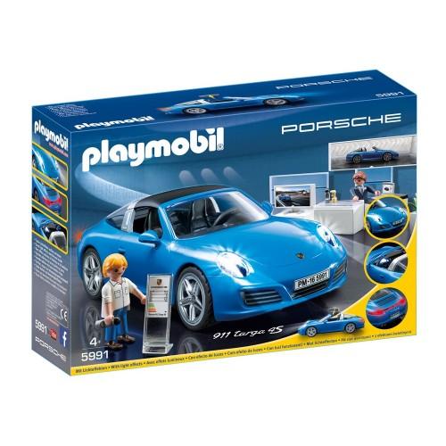 5991 - Porsche 911 Targa 4S - Playmobil