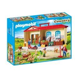 4897 - Maletín Granja - Playmobil