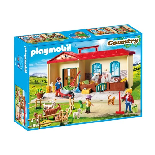 4897-case farm-Playmobil