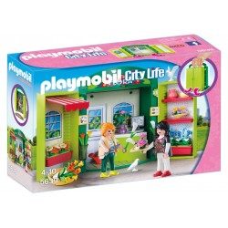 5639-box case florist-Playmobil