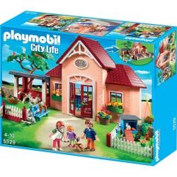 5529 - Clínica Veterinaría - Playmobil City Live