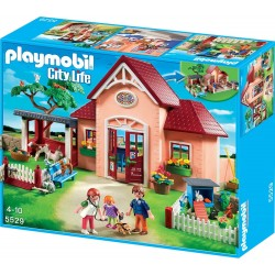 5529 Veterinary Clinic - Playmobil City Live