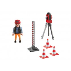 5473 arpenteur - Playmobil