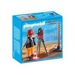 5473 - Topógrafo - Playmobil
