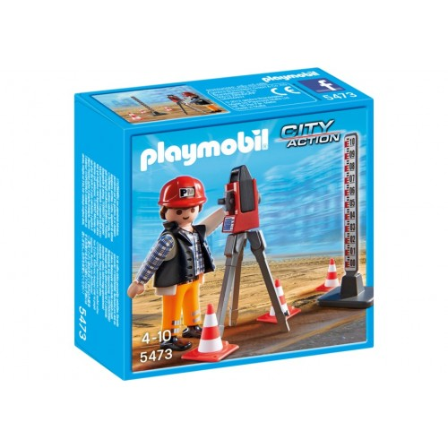 5473 surveyor - Playmobil