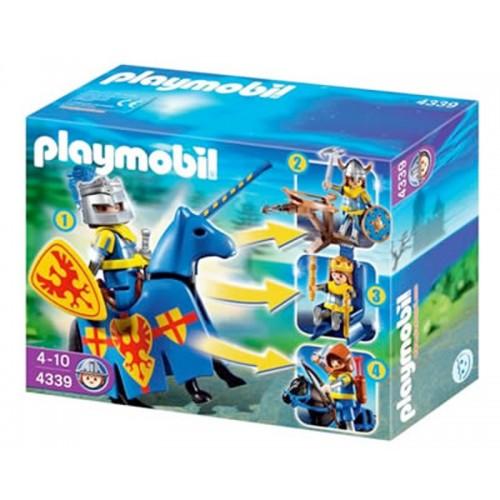 4339 multiset 4 en 1 - ABANDONNÉES - ÉTANCHÉITÉ - Playmobil