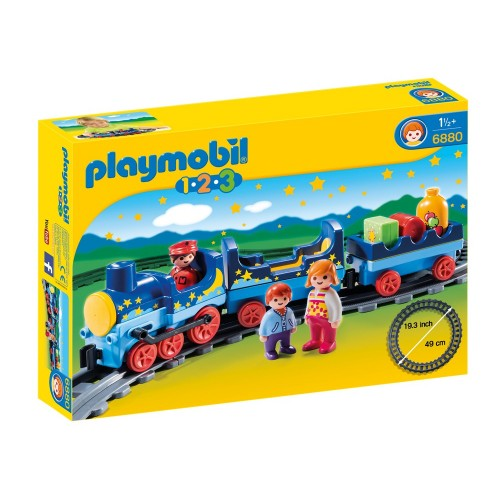 6880-train of the stars-Playmobil