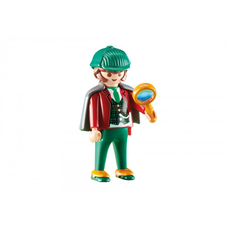 6525 detective Sherlock Holmes - Playmobil