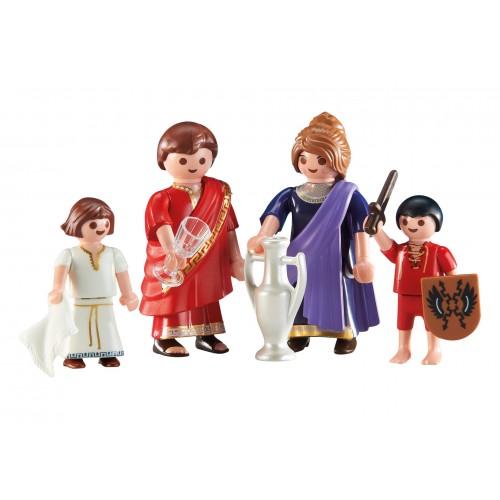 6493 - Familia Romanos - Playmobil