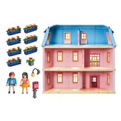 5303 romantic Dolls House - Playmobil