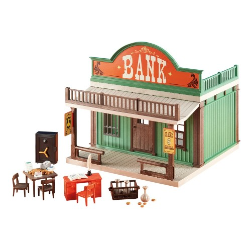 6478 bank of West - Playmobil