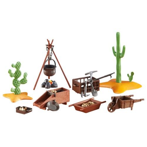 6479 - Campamento Fiebre del Oro - Playmobil