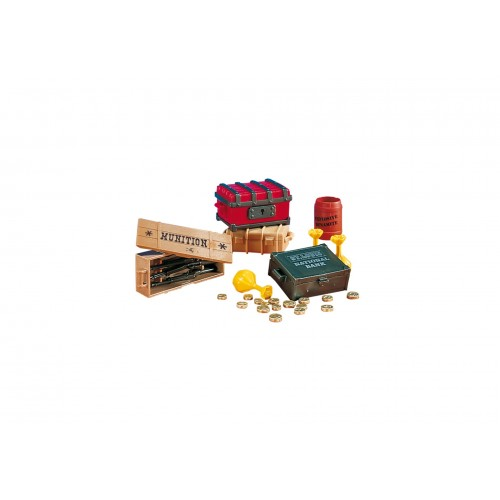 7117 West - Playmobil treasure