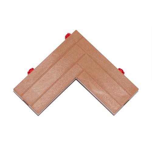Platform wood corner - 7102730 - medieval castles - Playmobil