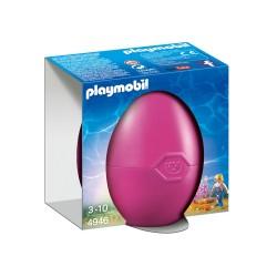 4946 siren with Caballito de Mar - Playmobil