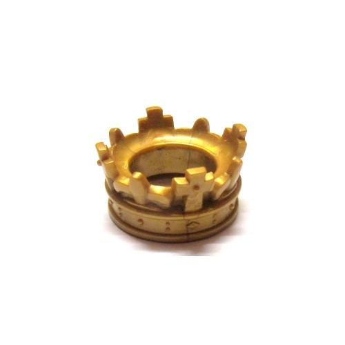 Corona d'oro re medievale - parti di Playmobil
