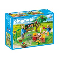 6173 school Easter bunnies - Playmobil