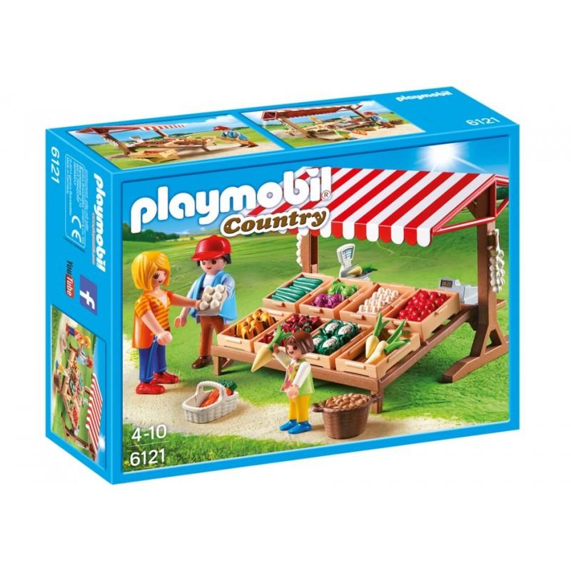 6121 mettere vegetale - Playmobil