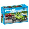 6111 landscaper with lawnmower - Playmobil