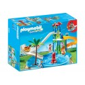 6669-Park water with slides-Playmobil