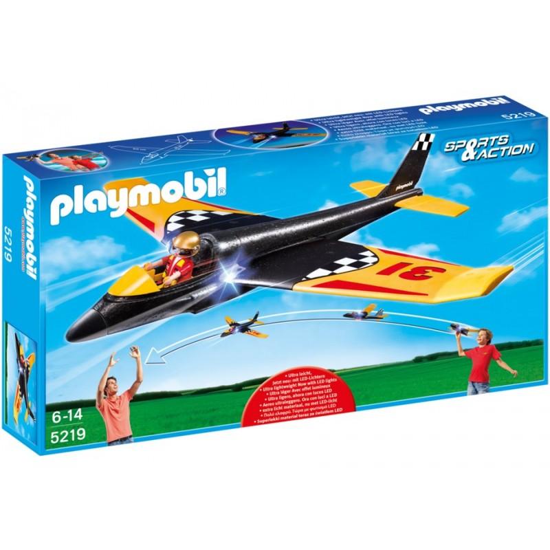 5219 aliante racing con luci - Playmobil