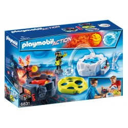 6831-battle ice and fire-Playmobil