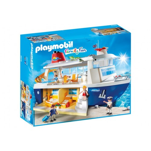 6978 - Crucero de Vacaciones - Playmobil