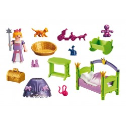 6852-camera della principessa-Playmobil