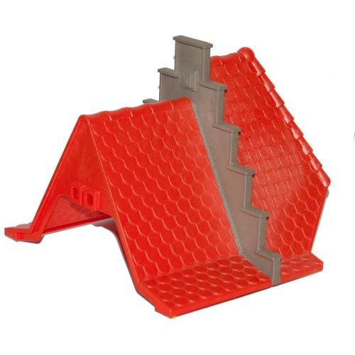 7107180 - Techo Rojo Steck - Medieval Playmobil