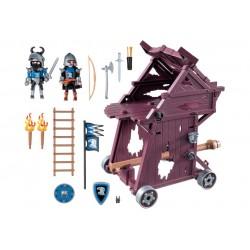 6628 Torre d'assalto Cavalieri dell'Aquila - Playmobil