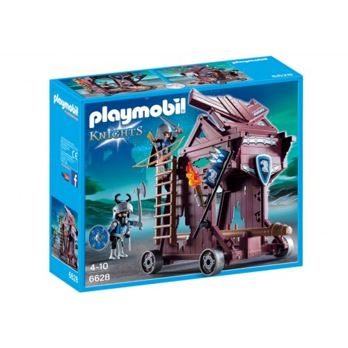 6628-Tower of assault Knights of the Eagle-Playmobil