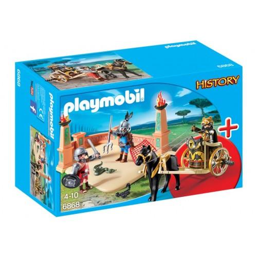 6868 - StarterSet Combate de Gladiadores - Playmobil