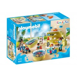 Book * 9061-shop of the Aquarium-new Playmobil 2017
