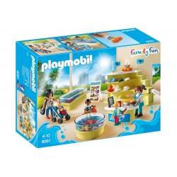 Riserva * 9061 - negozio di acquari - novità Playmobil 2017