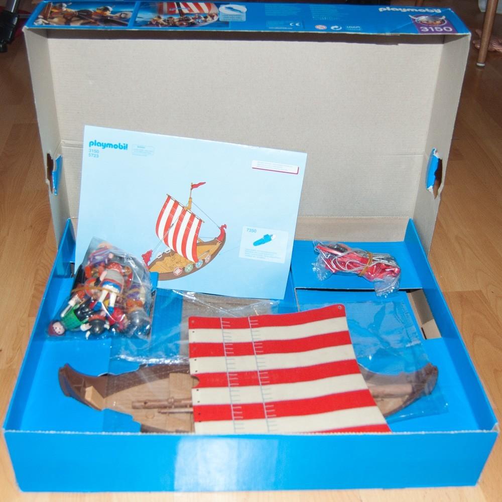 3150 barco vikingo segunda mano coleccionista 100 for Playmobil segunda mano