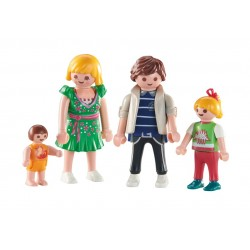 6530 family with children - Playmobil