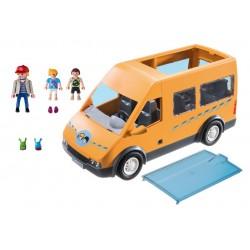 6866 - Autobús Escolar - Playmobil